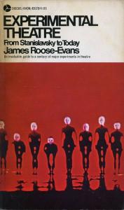 Experimental Theatre - original book jacket